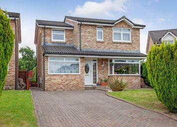 Thumbnail 4 bed detached house for sale in Silver Firs, Motherwell, North Lanarkshire, United Kingdom