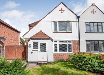Thumbnail 2 bed semi-detached house for sale in Chatham Avenue, Hayes, Bromley