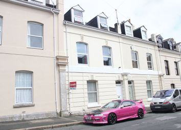 Thumbnail 1 bedroom flat for sale in Benbow Street, Stoke, Plymouth