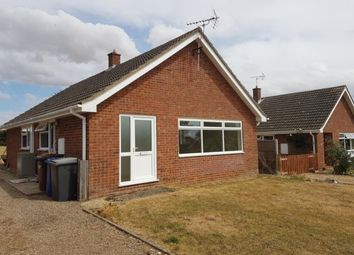 Thumbnail 3 bed bungalow to rent in Church Close, Hepworth