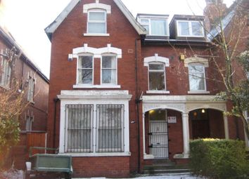 Thumbnail 7 bed maisonette to rent in Cardigan Road, Hyde Park, Leeds