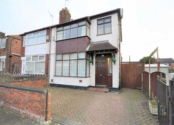 Thumbnail 2 bed semi-detached house for sale in Belmont Avenue, Denton, Manchester
