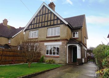 Thumbnail 4 bed semi-detached house for sale in Eastern Road, Haywards Heath