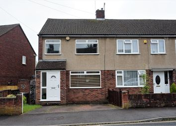 Thumbnail 3 bed end terrace house for sale in Prospect Crescent, Kingswood