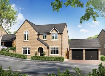 "Thumbnail 4 bed detached house for sale in ""Plot 55 - The Salcombe V0"" at Roes Lane, Crich, Matlock"