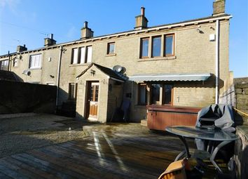 Thumbnail 4 bed cottage for sale in Croft House Road, Wibsey, Bradford