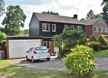 Thumbnail 4 bed detached house for sale in The Buchan, Camberley, Surrey