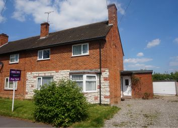Thumbnail 3 bed semi-detached house for sale in Field Crescent, Shrewsbury