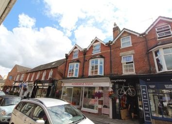 Thumbnail 3 bed maisonette for sale in East Street, Wimborne, Dorset