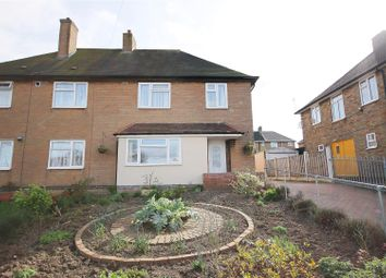 Thumbnail 3 bed semi-detached house for sale in Windermere Road, Newbold, Chesterfield