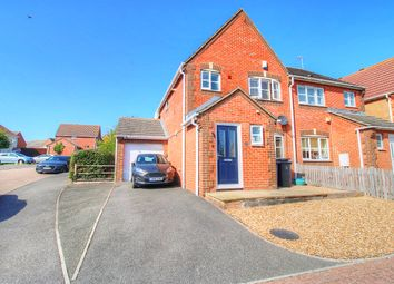 Medina Drive, Stone Cross, Pevensey BN24. 4 bed semi-detached house