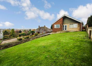 Thumbnail 3 bed detached bungalow for sale in Moorwell Road, Yaddlethorpe, Scunthorpe