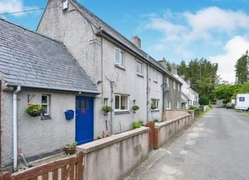 Thumbnail 3 bed end terrace house for sale in Min Y Brenig, Pentre Llyn Cymmer, Cerrigydrudion, Corwen