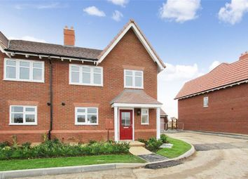 Thumbnail 4 bedroom semi-detached house to rent in Welby Close, Swindon, Wiltshire