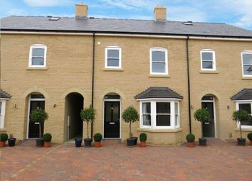Thumbnail 4 bedroom town house to rent in White Hart Lane, Soham, Ely
