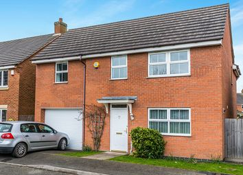 Thumbnail 4 bed detached house to rent in Chandlers Croft, Ibstock