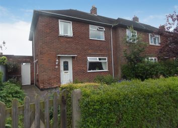 Thumbnail 3 bed end terrace house for sale in Laurel Crescent, Long Eaton, Nottingham