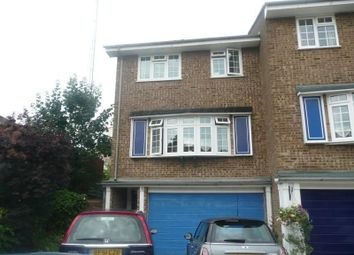 Thumbnail 4 bed property to rent in Chiltons Close, Banstead