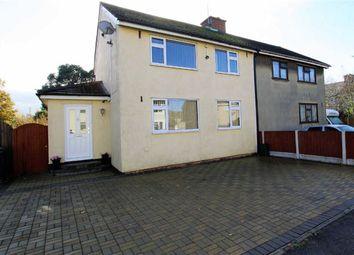 Thumbnail 3 bed semi-detached house for sale in Nansen Avenue, Ashingdon, Rochford
