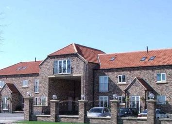 Thumbnail 2 bed flat to rent in Station Road, Rawcliffe, Goole