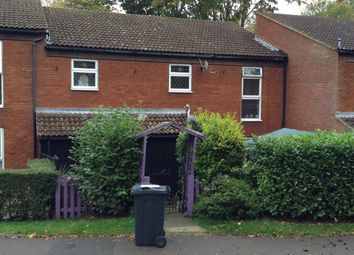 Thumbnail 3 bed terraced house for sale in Kimbolton Crescent, Stevenage, Hertfordshire