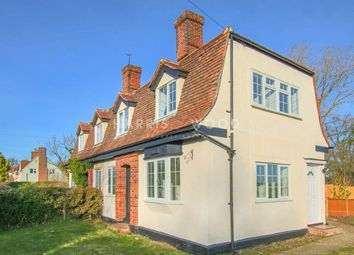 Thumbnail 3 bed cottage to rent in School Road, Blackmore End, Braintree