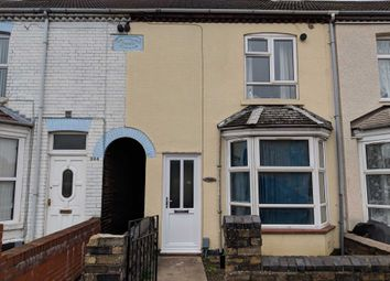Thumbnail 3 bed terraced house to rent in Bourges Boulevard, Peterborough