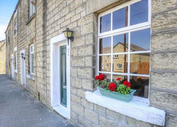 Thumbnail 2 bed terraced house for sale in Osborne Place, Hadfield, Glossop