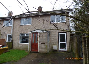Thumbnail 3 bed semi-detached house to rent in George Brown Way, Beccles