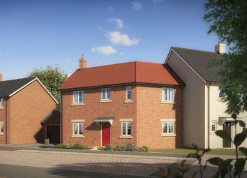 "Thumbnail 3 bedroom detached house for sale in ""The Carnoustie"" at Picket Twenty, Andover"