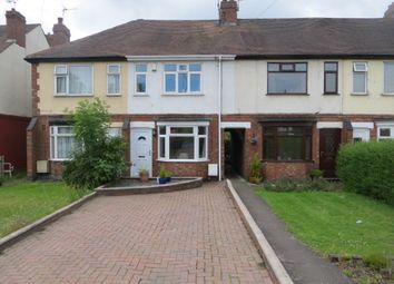 Thumbnail 2 bed terraced house to rent in Camp Hill Road, Nuneaton