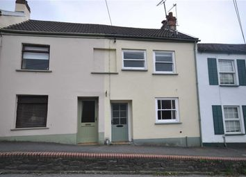 Thumbnail 2 bed terraced house to rent in Bradiford, Barnstaple, Devon