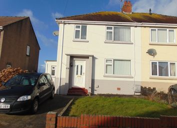 Thumbnail 3 bed semi-detached house for sale in Bryneithin, Burry Port
