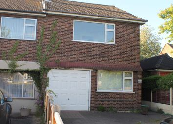 Thumbnail 3 bed semi-detached house to rent in Purfleet Road, Aveley