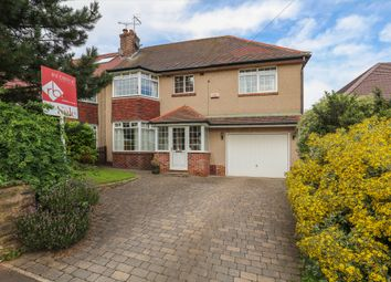 5 bed semi-detached house for sale in Hallam Grange Rise, Fulwood, Sheffield S10