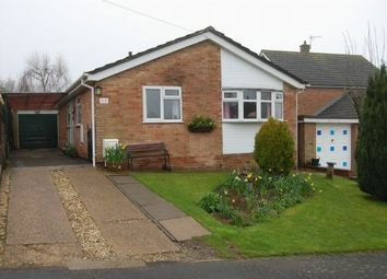 Thumbnail 2 bed detached bungalow for sale in Parkfield Road, Long Buckby, Northampton