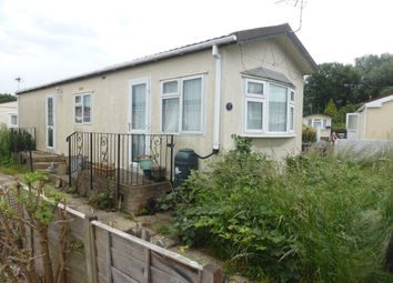 Thumbnail 2 bed mobile/park home for sale in Wey Avenue, Penton Park, Chertsey