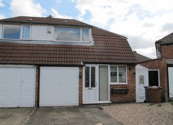 3 bed semi-detached house for sale in Ventnor Road, Solihull B92