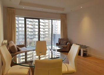 Thumbnail 2 bed flat to rent in Botanic Square, London