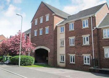 Thumbnail 2 bed flat to rent in Fleming Walk, Church Village, Pontypridd