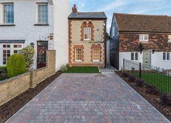 Thumbnail 3 bed terraced house for sale in Flanchford Road, Reigate, Surrey