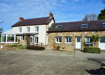 Thumbnail 8 bed detached house for sale in Stepaside, Narberth