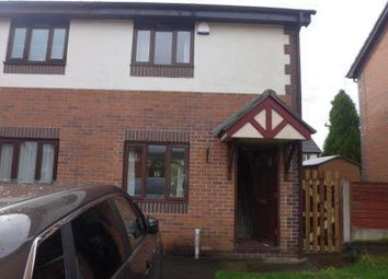 Thumbnail 2 bed semi-detached house to rent in Orchid Drive, Bury