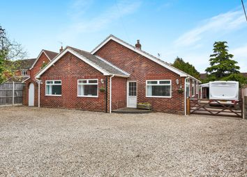 Thumbnail 4 bed detached bungalow for sale in Green Lane West, Rackheath, Norwich