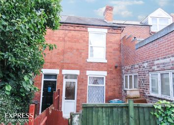 Thumbnail 2 bed end terrace house for sale in Lindley Terrace, Nottingham