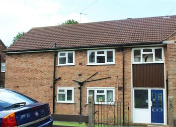 Thumbnail 2 bed flat for sale in Caunts Crescent, Sutton-In-Ashfield, Nottinghamshire
