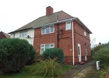 Thumbnail 3 bed property to rent in Harwill Crescent, Aspley, Nottingham
