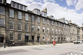 Thumbnail 4 bed flat to rent in Hope Street, West End, Edinburgh