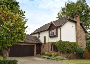 Thumbnail 4 bed detached house for sale in Carolina Place, Finchampstead, Berkshire