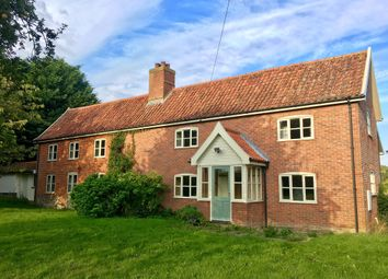 Thumbnail 7 bed cottage to rent in Park Farm Cottage, Caston Road, Griston